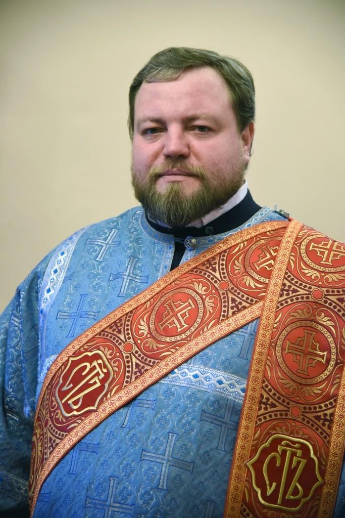 Протодиакон Алексей Софиченко